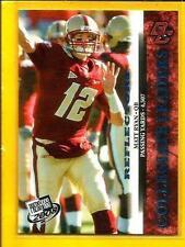 Press Pass Rookie Matt Ryan Original Football Trading Cards