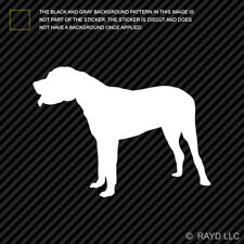 (2x) Japanese Mastiff Sticker Die Cut Decal Self Adhesive Vinyl dog canine pet