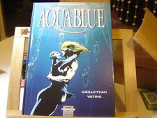 AQUABLUE T3 REEDITION TBE/TTBE LE MEGOPHIAS CAILLETEAU VATINE