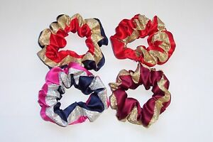 SCRUNCHIE ~ BY CORNERSTONE BROWBANDS ~FOR SHOWING
