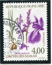 STAMP / TIMBRE FRANCE OBLITERE N° 2768 FLORE / ORCHIS DES MARAIS