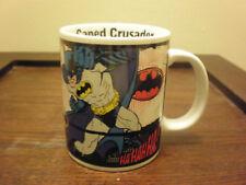 DC COMICS CAPED CRUSADER MUG NEW NO BOX