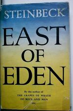EAST OF EDEN  -    JOHN STEINBECK  -     1ST. ENGLISH EDITION   -   1952