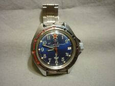 Vintage Russian Divers Watch (Sub & Anchor) Very Nice Condition