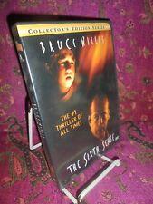 DVD-THE SIXTH SENSE-BRUCE WILLIS,HALEY JOEL OSMENT-THRILLER