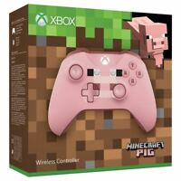 Official Xbox One Wireless Controller - Minecraft Pig New and Sealed