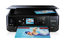 Epson Expression Premium XP-630 Wireless Color All-in-One Inkjet Printer - Black