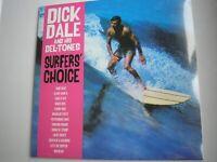 DICK DALE & HIS DEL-TONES Surfer's Choice UK LP 2018 new mint sealed vinyl