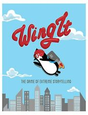 Wing It, The Game of Extreme Storytelling