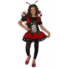 Ladybug Child Halloween Costume Medium 8-10 (New in Package)