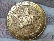 1907-1957 50th Anniversary Coin/Medal Statehood Celebration