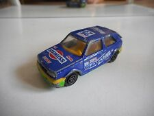 Majorette VW VOlkswagen Golf 3 in Purple