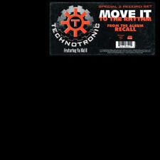 Technotronic - Move It To The Rhythm - New LP