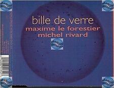 MAXIME LE FORESTIER BILLE DE VERRE MAXI CD