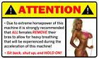 2-pack Milwaukee Dewalt Craftsman Tools Sticker Hot Rod Rat Fink Toolbox Husky