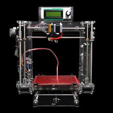 Geeetch Prusa I3 3D Transparent Printer support 5 filament MK8 GT2560 Unassemble