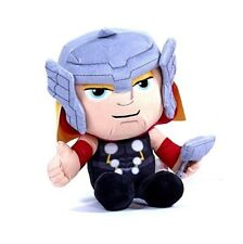 """OFFICIAL MARVEL COMICS THOR LARGE 12"""" PLUSH SOFT TOY TEDDY NEW STYLE WITH TAGS *"""