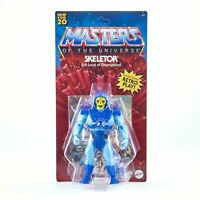 "Masters Of The Universe Origins Skeletor 5.5"" Battle Action Figure Motu 2020"