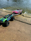 RC Boat Trailer for Traxxas M41