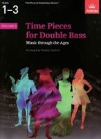 TIME PIECES FOR DOUBLE BASS Vol 1 Slatford*