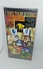 A Tribute to Black Entertainers Columbia box cd set new sealed 1993 sony music