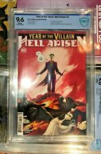 Year Of The Villain #3 * 9.8 CBCS *1st FIRST Appearance of PUNCHLINE 🔥2nd PRINT