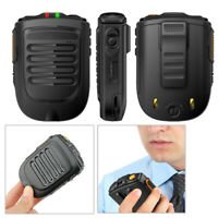 1pcs Walkie Talkie Handheld Wireless Bluetooth PTT Hand Microphone Accessories