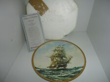 Hannah The Hamilton Collection Ship Plate