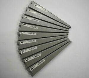 Lot of 9 Knape & Vogt Steel Bracket 16 Ga. 10-1/2 in. L 225 lb. KV 182 TI 10.5