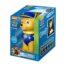 Paw Patrol CHASE Illumi-Mates Bedroom Colour Changing LED Light