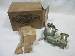 Briggs & Stratton Vintage # 294348 Carburetor Assembly. New Old Stock