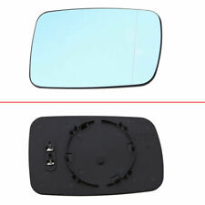 Fit BMW 3-Series E46 Coupe 1999-2006 Door Mirror Glass Blue Heated Right Side