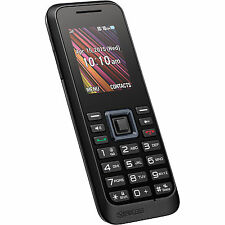New Kyocera Rally S1370 Black T-Mobile GSM Simple Pre-Paid Cell Phone 3G