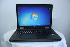 portátil RÁPIDO HP ProBook 6560b 15.6'' celeron B810 4gb 320gb WEBCAM Windows 7
