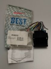 BHA9003 Aftermarket Radio Replacement Harness for Volkswagen without Factory Amp