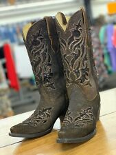ladies corral Sequence boots 7