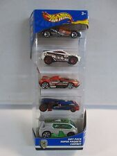 Hot Wheels Gift Pack Police 5 Pack (2)