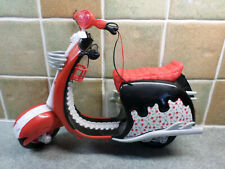 Monster High Ghoulia Yelps Push-along Motor Scooter
