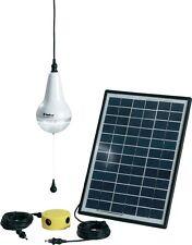 1 Ulitium 200 Solar Lightkit Weiß Sundaya  Solarleuchte, Solarlampe-LED bis 60 h