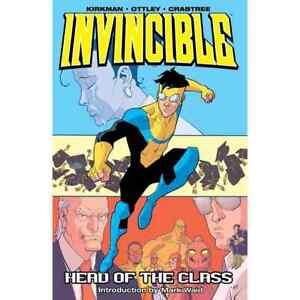 INVINCIBLE TP (IMAGE COMICS) VOL 4 HEAD OF THE CLASS