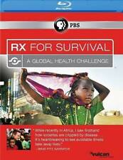 NEW - Rx for Survival: Global Health Challenge [Blu-ray]