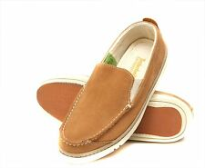 New Timberland E.K. Hookset Handcrafted Leather Slip On - Mens shoes sz 9