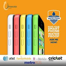 Apple iPhone 5c (8GB,16,32) AT&T Cricket MetroPCS T-Mobile Unlocked
