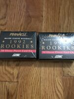 (2) 1992 Pinnacle Rookies Baseball Factory sealed complete Set - 30-Glossy Cards