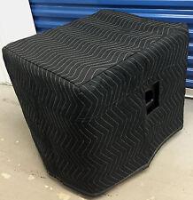 JBL EON 518S 518 S Premium Padded Black Speaker COVERS (2) - Qty of 1 = 1 Pair!