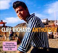 CLIFF RICHARD - ANTHOLOGY [DIGIPAK] NEW CD