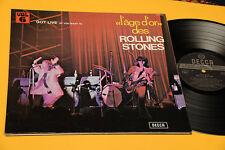 ROLLING STONES LP GOT LIVE FRANCE DECCA UNBOXED NM ! GATEFOLD + BOOKLET