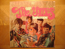 EPIC STEREO LP RECORD/ HOLLIES/ EVOLUTION/  1D/1B DEAD WAX / VG+ PSYCH