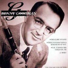 Let's Dance Benny Goodman MUSIC CD