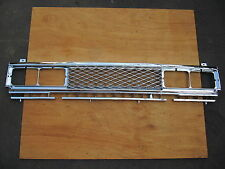 CHROME GRILLE for NISSAN DATSUN 720 NAVARA FRONTIER HARDBODY PICKUP 4WD